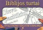 Biblijos turtai. Spalvinimo knygelė vaikams (3)