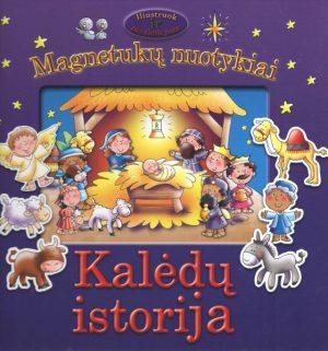 Kalėdų istorija. Magnetukų nuotykiai
