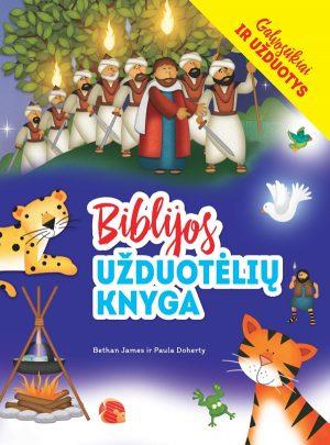Biblijos užduotėlių knyga