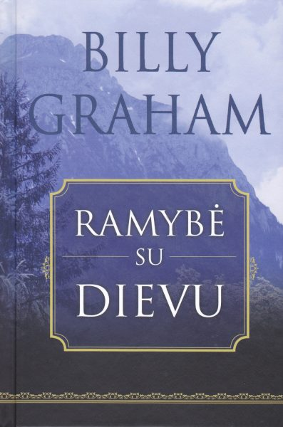 Ramybė su Dievu. Billy Graham