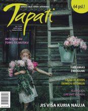 TAPATI. Žurnalas moterims Nr. 2 (55) 2018 vasara