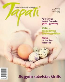TAPATI. Žurnalas moterims