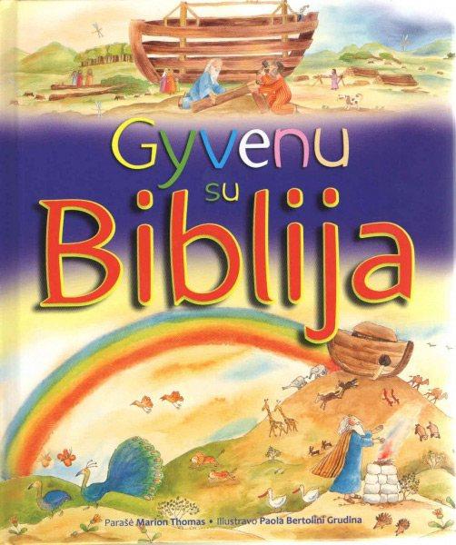 GYVENU SU BIBLIJA