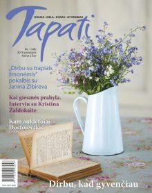 TAPATI. Žurnalas moterims Nr. 1 (46) 2016 pavasaris