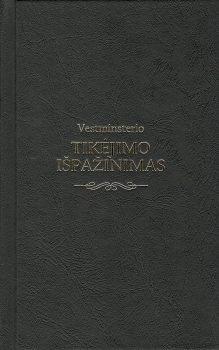 Vestminsterio TIKĖJIMO IŠPAŽINIMAS