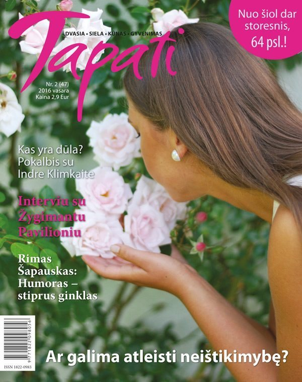 TAPATI. Žurnalas moterims Nr. 2 (47) 2016 vasara
