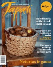 TAPATI. Žurnalas moterims Nr. 3 (48) 2016 ruduo