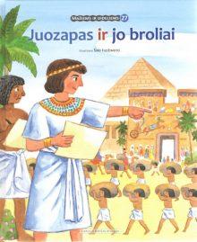 Juozapas ir jo broliai (serija mažiems ir dideliems)
