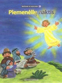 Piemenėlių naktis (serija mažiems ir dideliems)