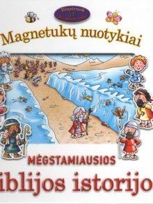 Mėgstamiausios Biblijos istorijos. Magnetukų nuotykiai