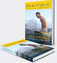 Nesustabdomas. Nick Vujicic