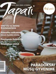 TAPATI. Žurnalas moterims Nr. 4 (49) 2016 žiema