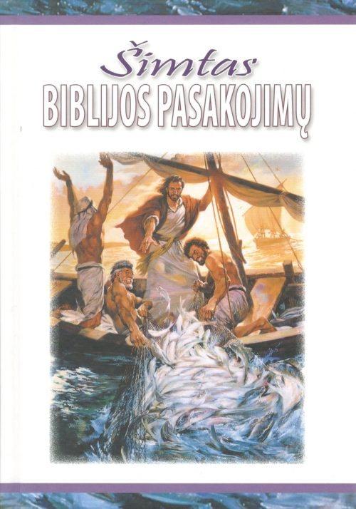 Šimtas Biblijos pasakojimų