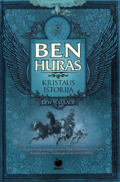 Ben Huras. Kristaus istorija. Lew Wallace