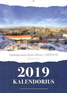2019-ųjų metų kalendorius
