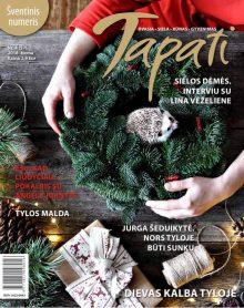 TAPATI. Žurnalas moterims Nr. 4 (57) 2018 žiema