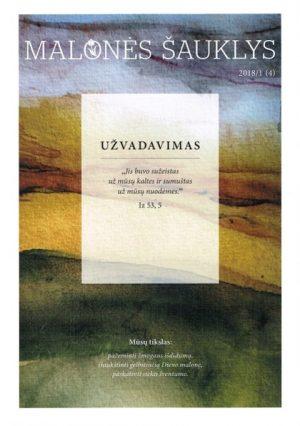 ŽURNALAS MALONĖS ŠAUKLYS 2018/1 (4) - UŽVADAVIMAS