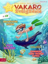 Vakaro žvaigždelė. Žurnalas vaikams 2019 vasara, Nr. 43 + CD