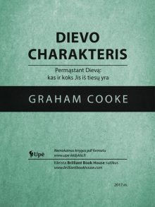 Dievo charakteris (PDF formatu). Graham Cooke