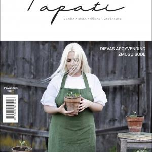 TAPATI. Žurnalas moterims Nr. 1 (58) 2020 pavasaris