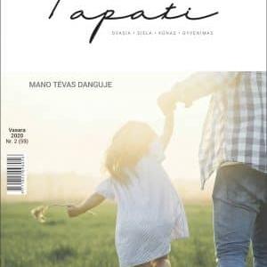TAPATI. Žurnalas moterims Nr. 2 (59) 2020 vasara