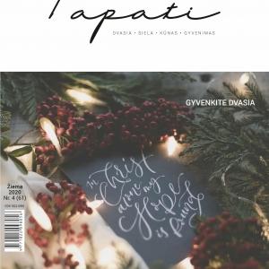 TAPATI.  Nr. 4 (61) 2020 žiema