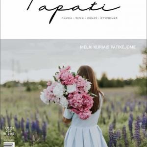 TAPATI. Nr. 2 (63) 2021 vasara