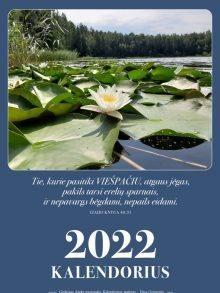 Kalendorius 2022